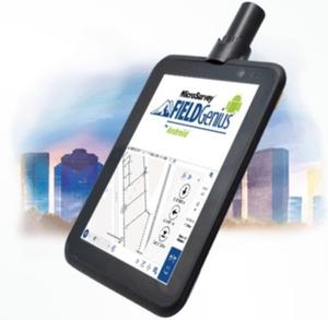 Geneq prezentuje nowy tablet RTK