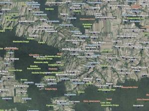 PRNG już po noworocznej aktualizacji <br /> Wizualizacja PRNG w Geoportalu