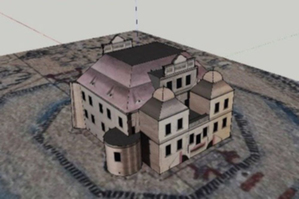 Archiwalne mapy w wizualizacjach multimedialnych i interaktywnych