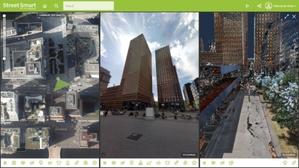 OPEGIEKA rozpoczyna współpracę z Cyclomedia <br /> Street Smart - aplikacja Cyclomedia do przeglądania i analizowania danych