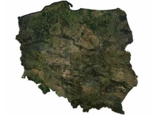 Kto wykona ortofotomapę kraju dla ARiMR? <br /> fot. Geoportal.gov.pl