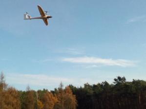 Dron pomoże warszawskim leśnikom