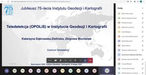 IGiK inauguruje obchody 75-lecia istnienia <br /> W spotkaniu wzięło udział ponad 70 osób