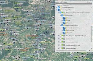 Nowe rozporządzenie ws. PRNG opublikowane <br /> Przeglądanie PRNG na Geoportalu