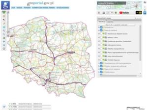 Umowa na konserwację Geoportalu, CAPAP i Portalu PZGiK podpisana