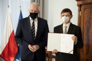 Nowy szef Polskiej Agencji Kosmicznej wybrany <br /> fot. MRPiT