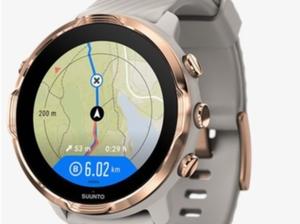 Realne korzyści z Galileo w zegarku <br /> fot. Suunto