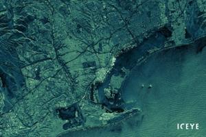 Nowe satelity ICEYE już dostarczają dane