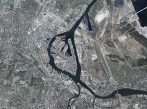 Rusza wykonywanie ortofotomap miast dla GUGiK <br /> fot. Geoportal.gov.pl