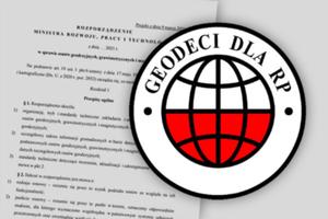 """""""Geodeci dla RP"""" o rozporządzeniu ws. osnów"""