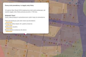 Interaktywna mapa geologiczna Poznania
