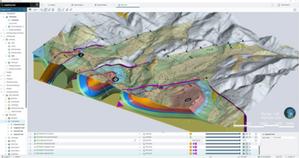 Bentley przejmuje Seequent - lidera w oprogramowaniu do modelowania 3D