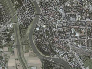 GUGiK finalizuje przetargi na ortofotomapę i aktualizację BDOT10k <br /> fot. Geoportal.gov.pl