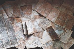 Kartografia dla wszystkich i dla każdego <br /> Fot. Pixabay