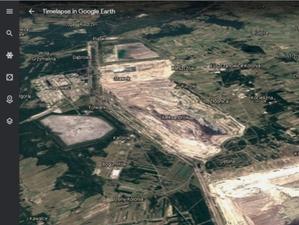 Google Earth prezentuje Ziemię w 4D