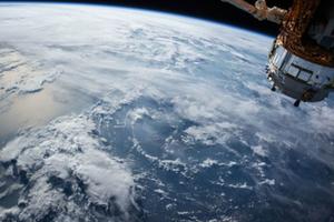 Zintegrowane obserwacje laserowe do satelitów zwiększają dokładność pozycjonowania <br /> Fot. Pixabay
