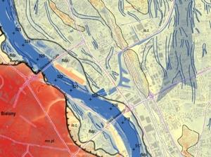 Dolina Wisły w Warszawie - dane lidar okiem geomorfologa