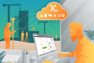 GeoMax prezentuje X-Pad 365 - geodezyjną platformę w chmurze
