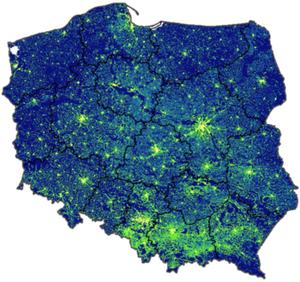 Dane z spisu powszechnego trafią na mapy <br /> Portal Geostatystyczny
