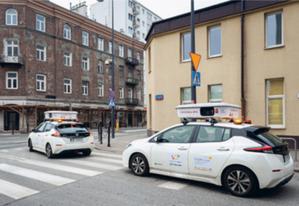 Warszawa zamawia kolejne mobilne systemy do kontroli parkowania <br /> fot. ZDM