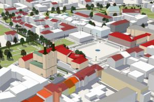Polskie OpenStreetMap ma 10 lat! <br /> Wizualizacja 3D danych OSM