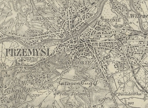 Tysiące nowych map w Archiwum WIG