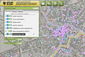 Konferencji on-line o geodanych w rozwoju lokalnym już w tym miesiącu <br /> Geoportal Dolny Śląsk