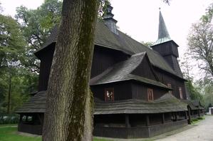 NID zamawia skanowanie zabytkowych drewnianych kościołów <br /> Kościół w Gilowicach (fot. Wikipedia/Paweł Śmiech)