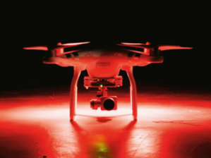 Naukowcy z AGH zbadają przydatność dronów w monitoringu geodezyjnym <br /> Zdjęcie ilustracyjne