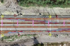 SkySnap i WGiK PW wykorzystają sztuczną inteligencję do analizy danych z drona