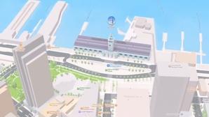 Dużo więcej 3D na Mapach Apple