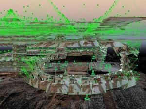 Fotogrametryczny święty Graal, czyli wybieramy aplikację do przetwarzania zdjęć z UAV <br /> fot. Pix4D