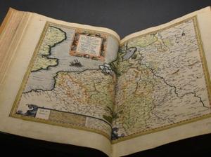 Prace dyplomowe o historii kartografii poszukiwane <br /> fot. Paul Hermans/Wikipedia