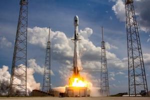 Kolejny satelita GPS III generacji już na orbicie <br /> fot. SpaceX