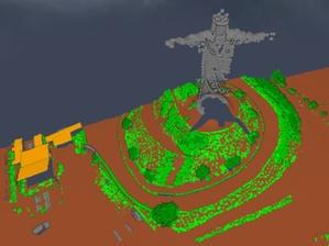 KPGeo wykona skanowanie laserowe dla GUGiK <br /> fot. Geoportal.gov.pl
