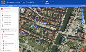 Jedna oferta w przetargu na GeoBazę dla Gdańska <br /> Obecny geoportal Gdańska