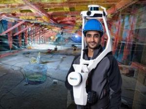 Nowa generacja plecakowego systemu pomiarowego NavVis VLX