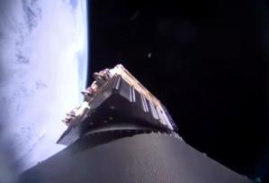 Polskie satelity obserwacyjne Stork rozpoczęły nadawanie