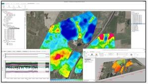 Bentley Systems ogłasza przejęcie przez Seequent firmy Aarhus GeoSoftware <br /> AGS Workbench - pakiet do przetwarzania, inwersji i wizualizacji danych geofizycznych i geologicznych