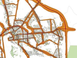 Opublikowano nowe przepisy ws. map hałasu