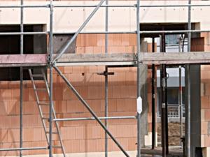 Produkcja budowlana znów w górę