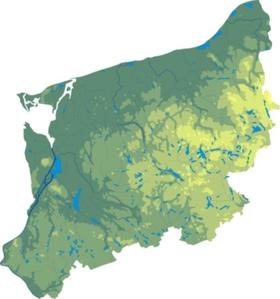 Zachodniopomorskie powiaty kupują moduły geodezyjne z wolnej ręki <br /> fot. Wikipedia/Aotearoa