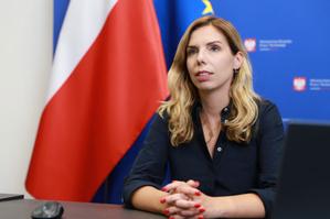 Wiceminister Anna Kornecka zdymisjonowana <br /> Fot. MRPiT
