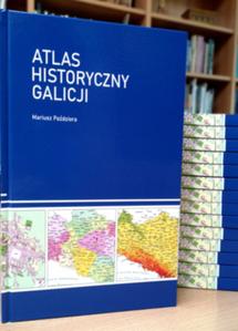 Dzieje Galicji na mapach