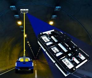 Hexagon prezentuje georadar do sprawnego pomiaru tuneli