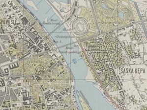 Powojenne mapy topograficzne w Archiwum WIG