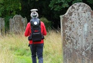 W Anglii rusza wielkie skanowanie grobów <br /> fot. CoE