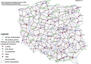 Rusza pomiar GNSS osnowy podstawowej