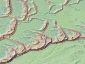 Kampinoski Park Narodowy zamawia lotniczy skaning i ortofotomapę <br /> fot. Geoportal.gov.pl