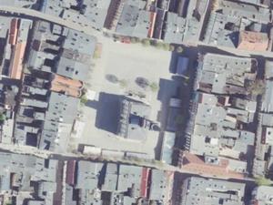 Nowe ortofotomapy i dane BDOT10k już w Geoportalu <br /> Leszno na nowej ortofotomapie